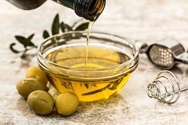 Aceite de oliva, uno de los productos que creció en mercados