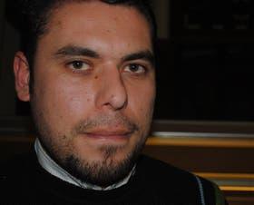 Abdul Hakim Ciberdisidente sirioSIRIO