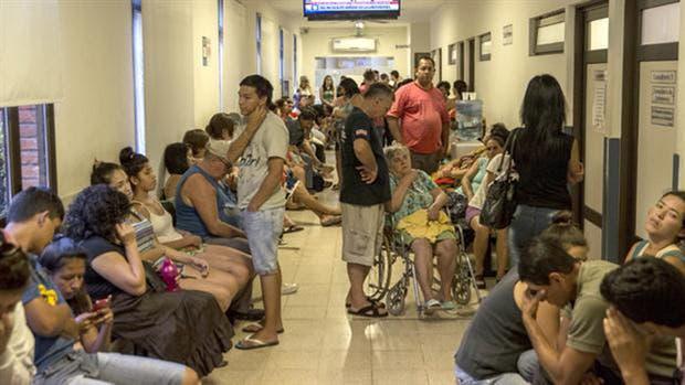 Los casos de dengue llegan a 8000