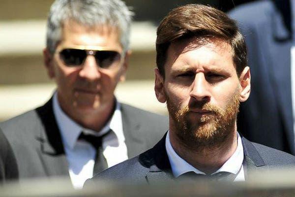La AFI investiga clandestinamente a Lionel Messi