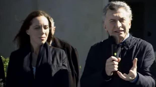 Macri citó al padre Mugica y prometió