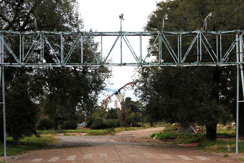 El Parque de la Ciudad, o Interama, fue inaugurado en 1982 y cerró en octubre de 2003; está ubicado en av. De la Cruz y Escalada. Foto: LA NACION / Mauricio Giambartolomei