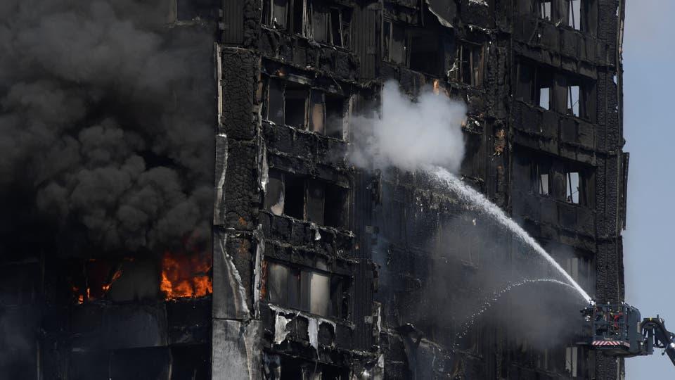 Todavía no se puede precisar la cantidad de víctimas fatales. Foto: Reuters