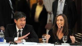 Vidal expuso junto a otros gobernadores