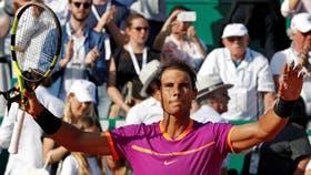Rafael Nadal, campeón en Montecarlo