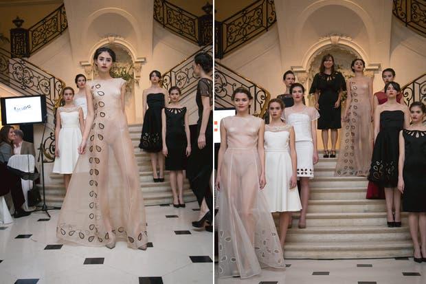 Cada diseño busca resaltar la femineidad a través de la elegancia. Foto: Gentileza Prensa