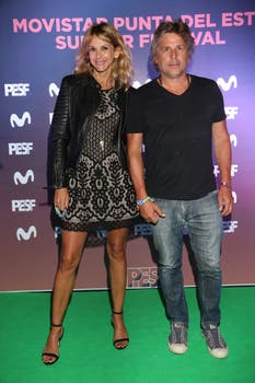 Vicky Fariña y Papo Rocca.