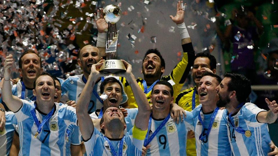 Argentina se convierte en la nueva campeona del mundo