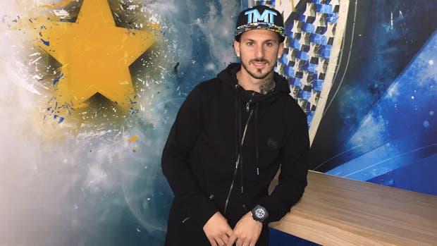 Dario Benedetto su continuidad en Boca Jr