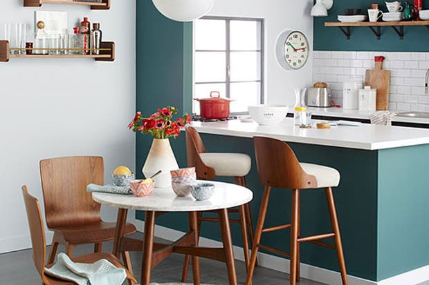 Como Decorar Living Comedor Y Cocina - Home Decore Inspiration