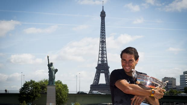 Nadal, campeón de Roland Garros