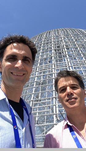 Del Balseiro a la Singularity University
