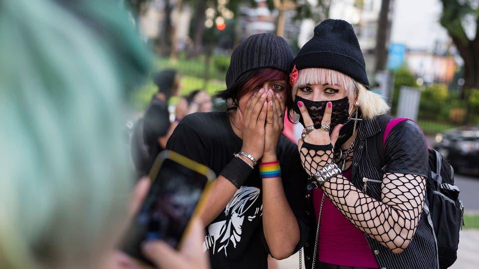 Los adolescentes prefieren no ser catalogados como de ninguna tribu en particular