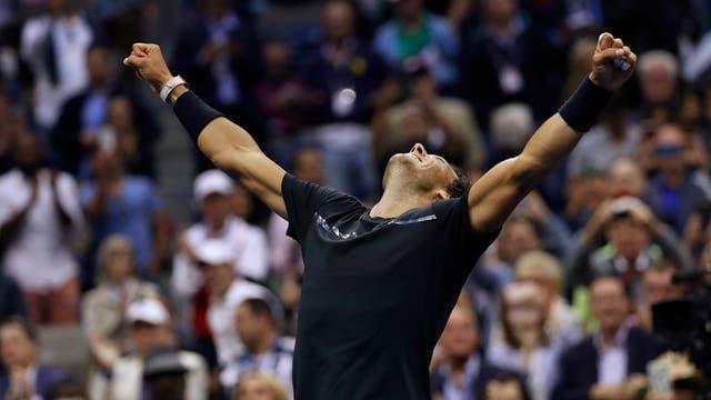 En imagenes, ceremonia, personajes, jugadas y los detalles del ultimo Grand Slam del año,Rafa Nadal el gran campeón. Foto: Reuters