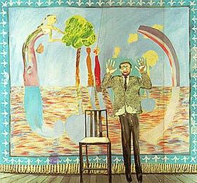 Pieza dentro de la pieza, de David Hockney