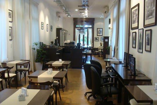 Un Café con Perón. Foto: Facebook