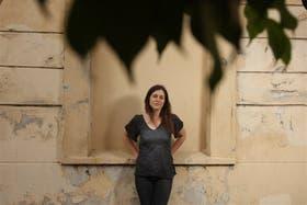 La directora, feliz de mostrar en Buenos Aires el film que empezó a rodar a los once años