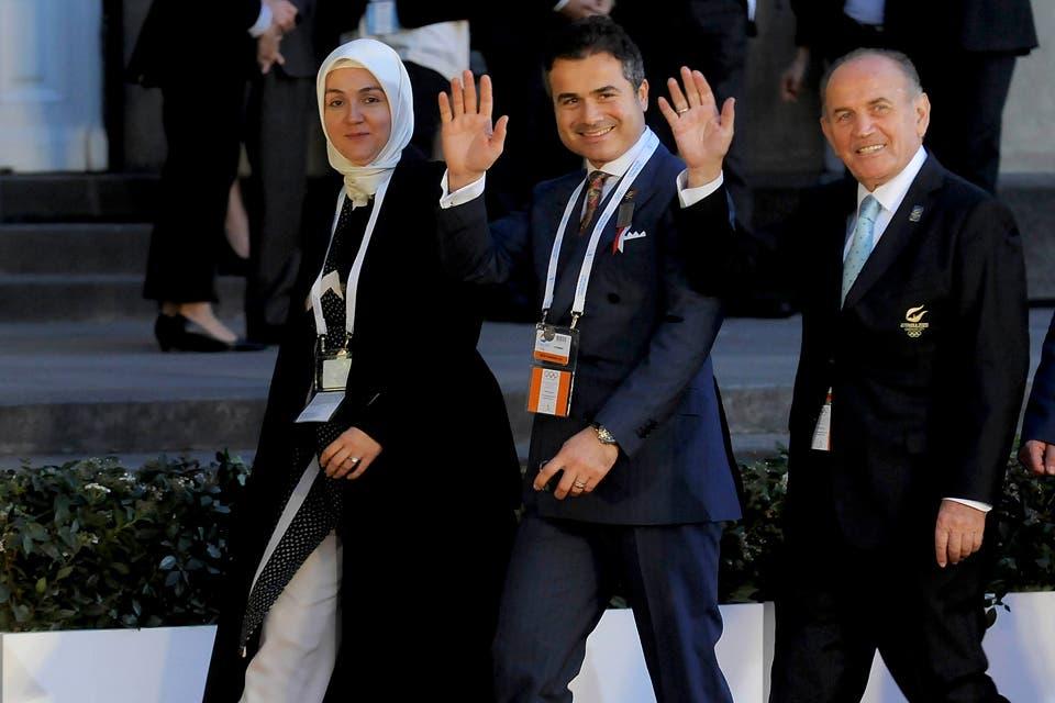 Custodiados por un estricto operativo de seguridad, asistieron a la ceremonia políticos, miembros de la realeza y dirigentes deportivos de todo el mundo. Foto: /DyN