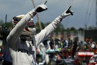 En Barcelona, Hamilton se quedó con la pole para el Gran Premio de España