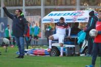 San Lorenzo sufre por Ortigoza y cuenta los días para que Mercier se recupere a tiempo y llegue a la final