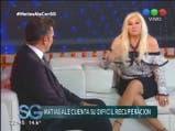 Matías Alé visitó a Susana - Parte 3 - Fuente: TeLeFe