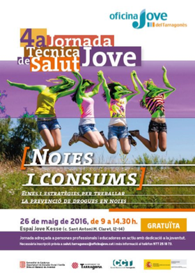 Tarragona, España, es una de las ciudades que se ha sumado al proyecto Juventud en Europa
