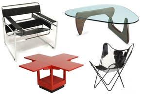 10 diseños emblemáticos del estilo moderno