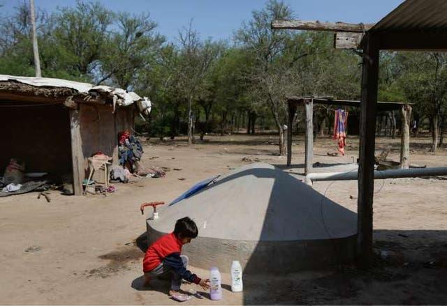 El programa Sed Cero estima que unas 100.000 familias no acceden al agua en el país