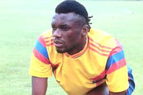 Una imagen de archivo del deportista