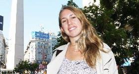 La norteamericana Anna Browne llegó hace dos años y trabaja en una empresa de turismo de lujo