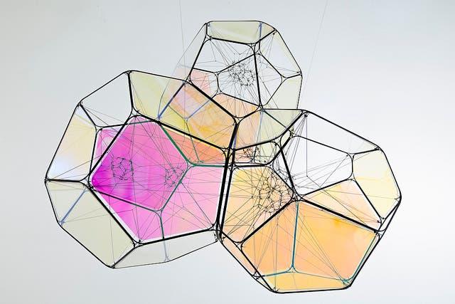 Obra de Tomás Saraceno que exhibirá la galería Esther Schipper en la sección U-Turn
