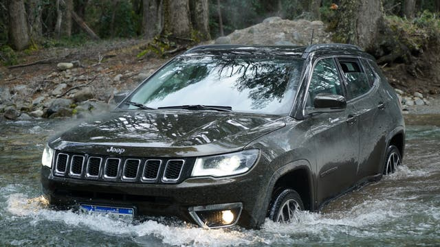 Jeep Experience.