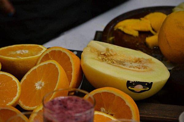 Naranjas para jugo, ideal para esta época del año.