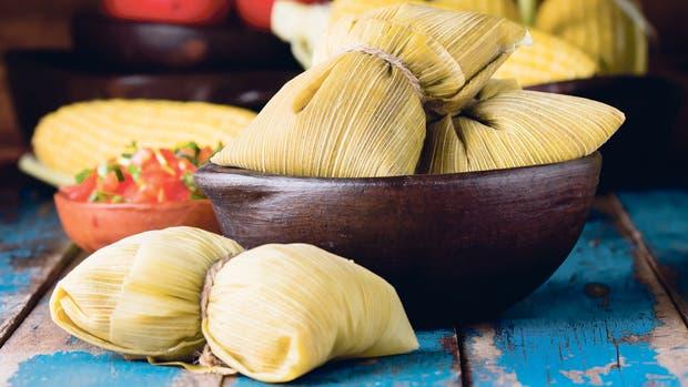 La comida siempre es parte de las celebraciones: aquí, platos patrios para festejar el 25 de mayo