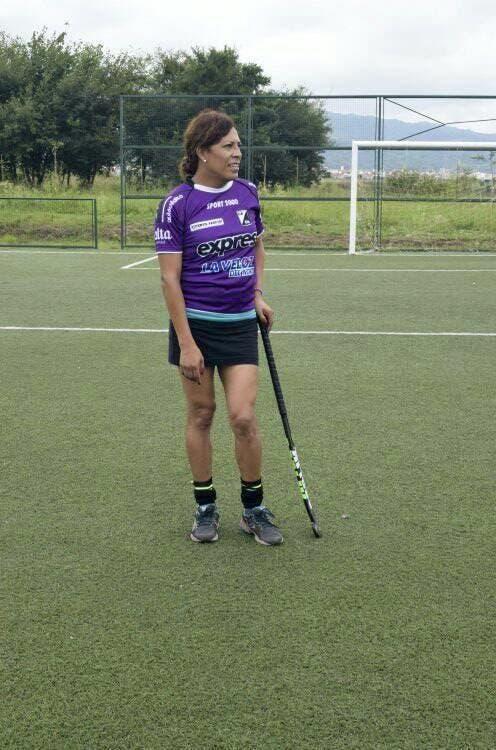 Victoria Liendro y su lucha