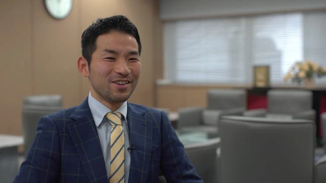 Kazuya Takahashi.