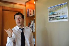 El presidente de Aerolíneas Argentinas, Mariano Recalde