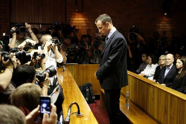 Pistorius, ante la justicia sudafricana
