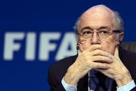 Joseph Blatter dejó de ser el presidente de FIFA tras el escándalo