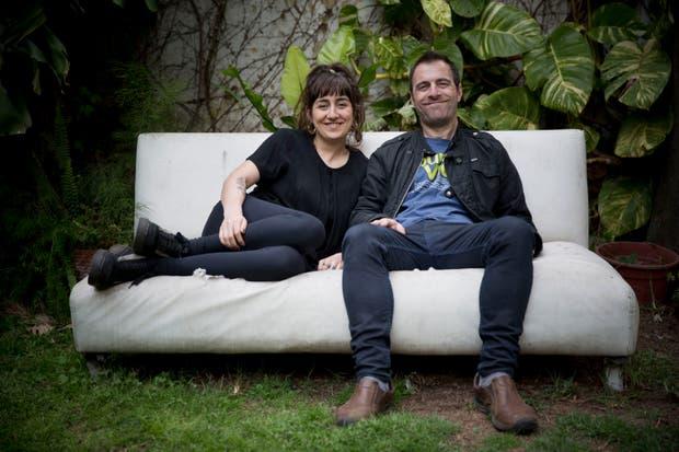 Kevin y su hija Miranda