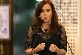 Cristina Kirchner volvió a atacar al Poder Judicial