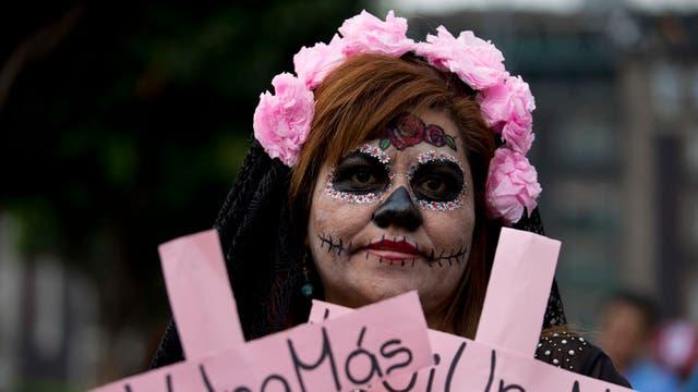 Se recordó muy especialmente a la mujeres muertas por violencia de género