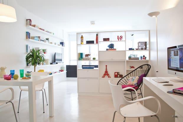 Tres propuestas para decorar tu monoambiente - Living - ESPACIO LIVING