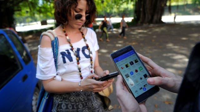 Zapya es una de las aplicaciones más utilizadas por los cubanos para intercambiar archivos entre dispositivos a corta distancia
