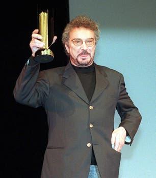 Por su labor, Alfredo Alcón fue homenajeado con innumerables galardones. Foto: Archivo