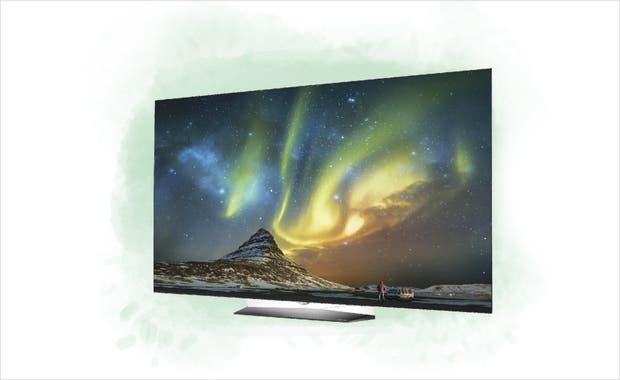 Estos televisores combinan esta tecnología con la más alta resolución cinematográfica