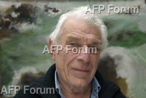 John Berger. Foto: Ulf Andersen/AFP