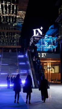 El lanzamiento de LN+ en el nuevo complejo Al Río de Vicente López. Foto: LA NACION