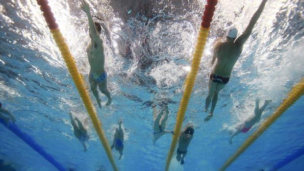 VENEZUELA: Relevo mixto estadounidense de 4×100 estilos bate el récord mundial