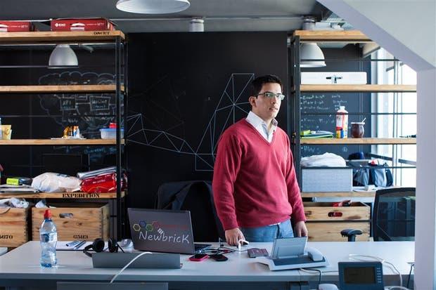 El jujeño Ezequiel Escobar, creador de la notable aplicación móvil para hipoacúsicos uSound